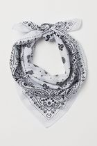H&M Paisley Casual Style Unisex Street Style Cotton