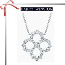 Harry Winston Casual Style Party Style Platinum Office Style Elegant Style