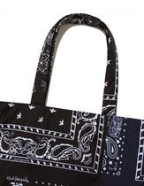 Mark Gonzales Totes Unisex Street Style Logo Totes 7