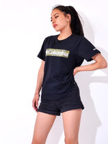 Columbia More T-Shirts Camouflage Unisex Plain Short Sleeves Logo Outdoor T-Shirts 5