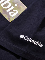 Columbia More T-Shirts Camouflage Unisex Plain Short Sleeves Logo Outdoor T-Shirts 15