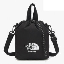 THE NORTH FACE WHITE LABEL Casual Style Unisex Street Style Plain Logo Shoulder Bags