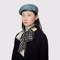 GUCCI Street Style Beret