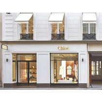 Chloe Casual Style Canvas Leather Party Style Office Style