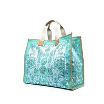 ETRO Totes Casual Style Canvas A4 Office Style Elegant Style Logo Totes 5