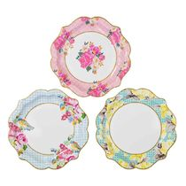 Talking tables Co-ord Plates