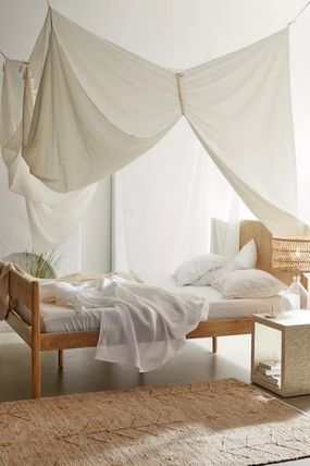 Urban Outfitters Unisex Blended Fabrics Street Style Collaboration Bedding