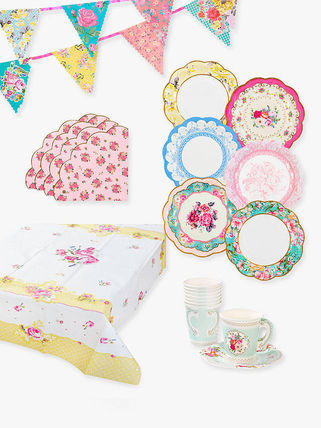 Talking tables Plates Co-ord Plates