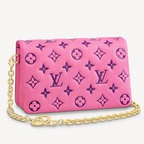 Louis Vuitton MONOGRAM Monogram Casual Style 2WAY 3WAY Leather Party Style