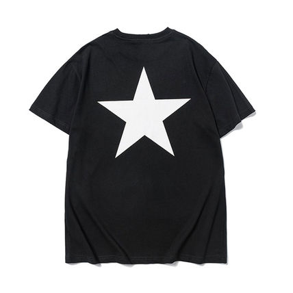 FEAR OF GOD More T-Shirts Unisex Street Style Short Sleeves T-Shirts 2