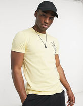 Hollister Co. More T-Shirts Street Style Logo T-Shirts 6