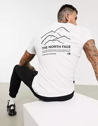THE NORTH FACE More T-Shirts Short Sleeves Logo Outdoor T-Shirts 3