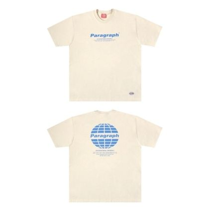 Paragraph More T-Shirts Unisex Street Style T-Shirts 2