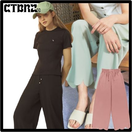 citybreeze Casual Style Street Style Pants