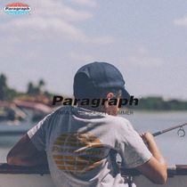 Paragraph More T-Shirts Unisex Street Style Logo T-Shirts 20
