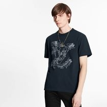 Louis Vuitton More T-Shirts Short Sleeves Luxury T-Shirts 4