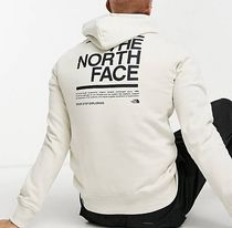 THE NORTH FACE Hoodies Pullovers Unisex Sweat Street Style Long Sleeves Plain 5