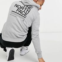THE NORTH FACE Hoodies Pullovers Unisex Sweat Street Style Long Sleeves Plain 6