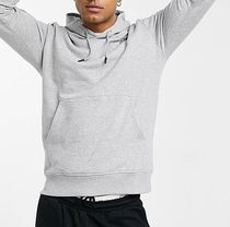 THE NORTH FACE Hoodies Pullovers Unisex Sweat Street Style Long Sleeves Plain 9