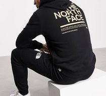 THE NORTH FACE Hoodies Pullovers Unisex Sweat Street Style Long Sleeves Plain 10