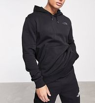 THE NORTH FACE Hoodies Pullovers Unisex Sweat Street Style Long Sleeves Plain 11
