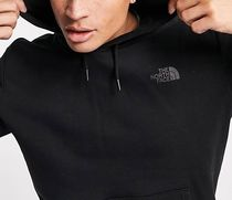 THE NORTH FACE Hoodies Pullovers Unisex Sweat Street Style Long Sleeves Plain 12