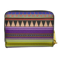 ETRO Leather Coin Cases