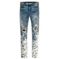 ORO LOS ANGELES Street Style Cotton Jeans