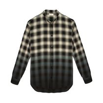 ORO LOS ANGELES Street Style Long Sleeves Cotton Shirts