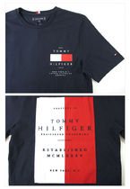 Tommy Hilfiger Crew Neck Crew Neck Pullovers Unisex Street Style Cotton Short Sleeves 8