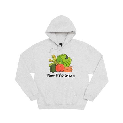 ONLY NY Hoodies Unisex Street Style Long Sleeves Cotton Skater Style Hoodies 3