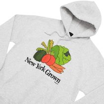 ONLY NY Hoodies Unisex Street Style Long Sleeves Cotton Skater Style Hoodies 4