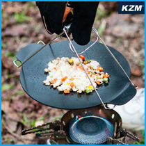 KZM Unisex Street Style BBQ Cooking