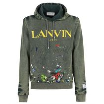 GALLERY DEPT. Hoodies Pullovers Street Style Collaboration Long Sleeves Cotton 5