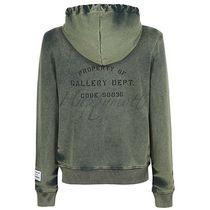 GALLERY DEPT. Hoodies Pullovers Street Style Collaboration Long Sleeves Cotton 6