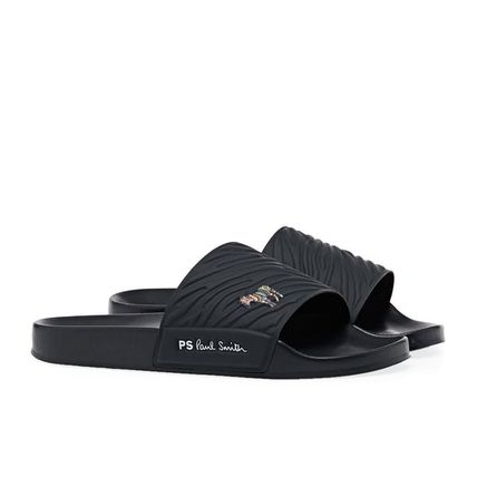 Paul Smith Unisex Street Style Shower Shoes Shower Sandals