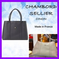CHAMBORD SELLIER Totes