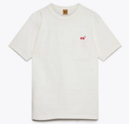 HUMAN MADE More T-Shirts Unisex Street Style Cotton Short Sleeves Logo T-Shirts 2