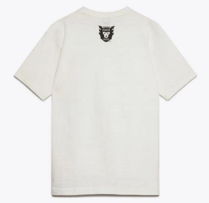 HUMAN MADE More T-Shirts Unisex Street Style Cotton Short Sleeves Logo T-Shirts 3