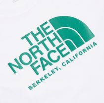THE NORTH FACE More T-Shirts Unisex Street Style Short Sleeves Oversized Logo Outdoor 10