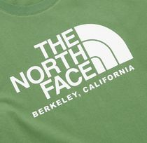 THE NORTH FACE More T-Shirts Unisex Street Style Short Sleeves Oversized Logo Outdoor 15