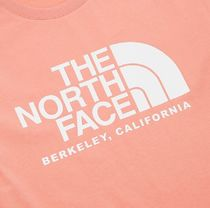 THE NORTH FACE More T-Shirts Unisex Street Style Short Sleeves Oversized Logo Outdoor 19
