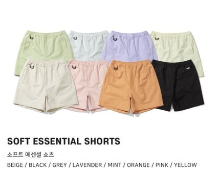 Code graphy More Shorts Unisex Street Style Cotton Shorts