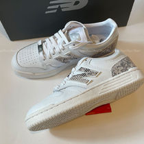 New Balance 996 Casual Style Leather Python Low-Top Sneakers