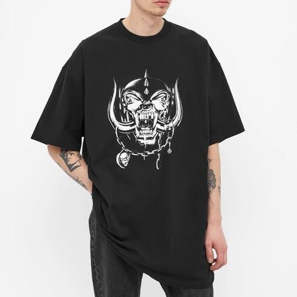 VETEMENTS More T-Shirts Street Style Collaboration Short Sleeves Logo T-Shirts 2