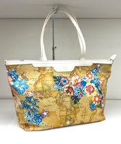 PRIMA CLASSE Flower Patterns Tropical Patterns Casual Style Canvas