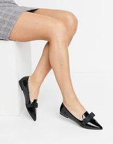 ASOS Casual Style Office Style Pointed Toe Shoes