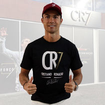 CR7 More T-Shirts Unisex Cotton Short Sleeves T-Shirts 4