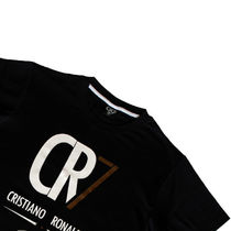 CR7 More T-Shirts Unisex Cotton Short Sleeves T-Shirts 5