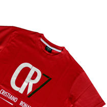 CR7 More T-Shirts Unisex Cotton Short Sleeves T-Shirts 6
